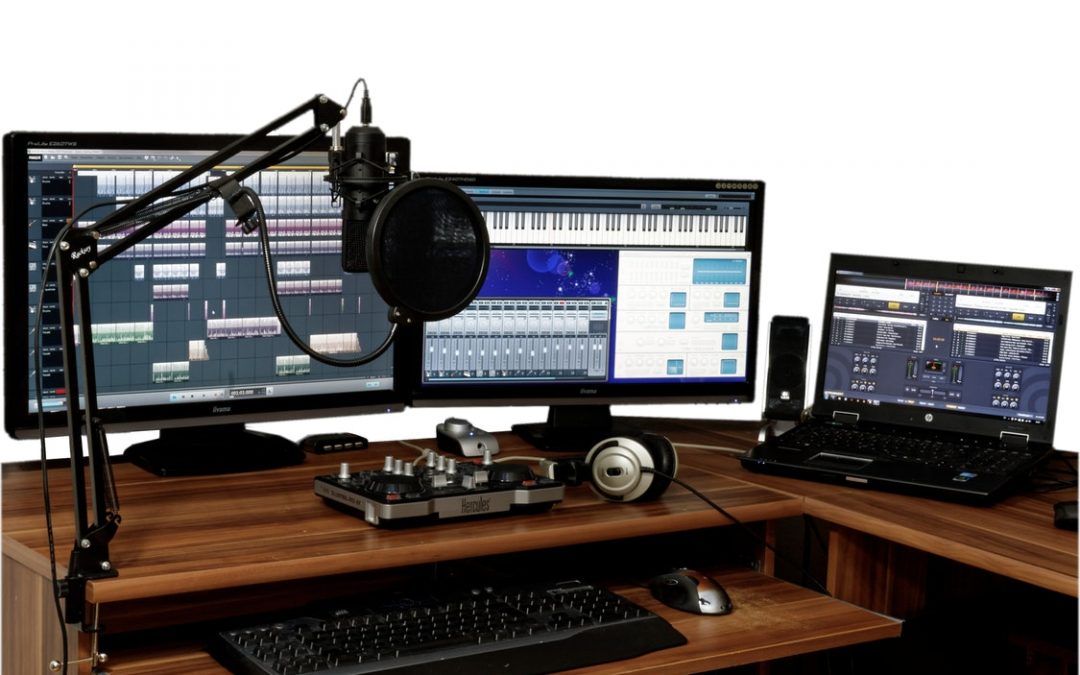 Music Production – Starting to Record At Home