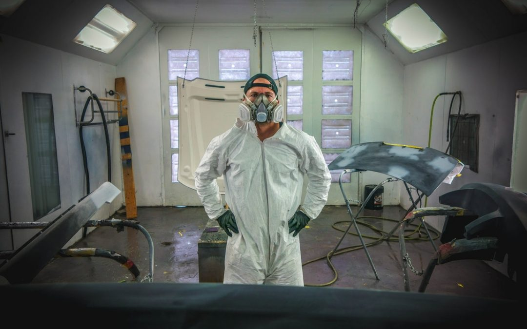 Spray Painting Your Car – Safety Precautions to Keep in Mind