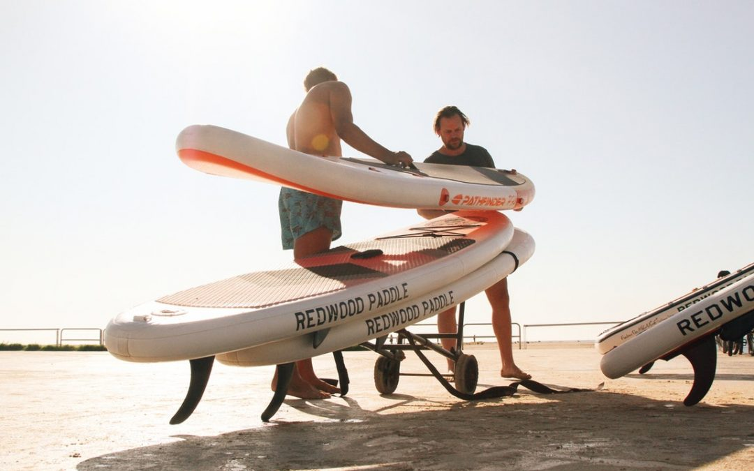Surfing – Improving Strength and Endurance