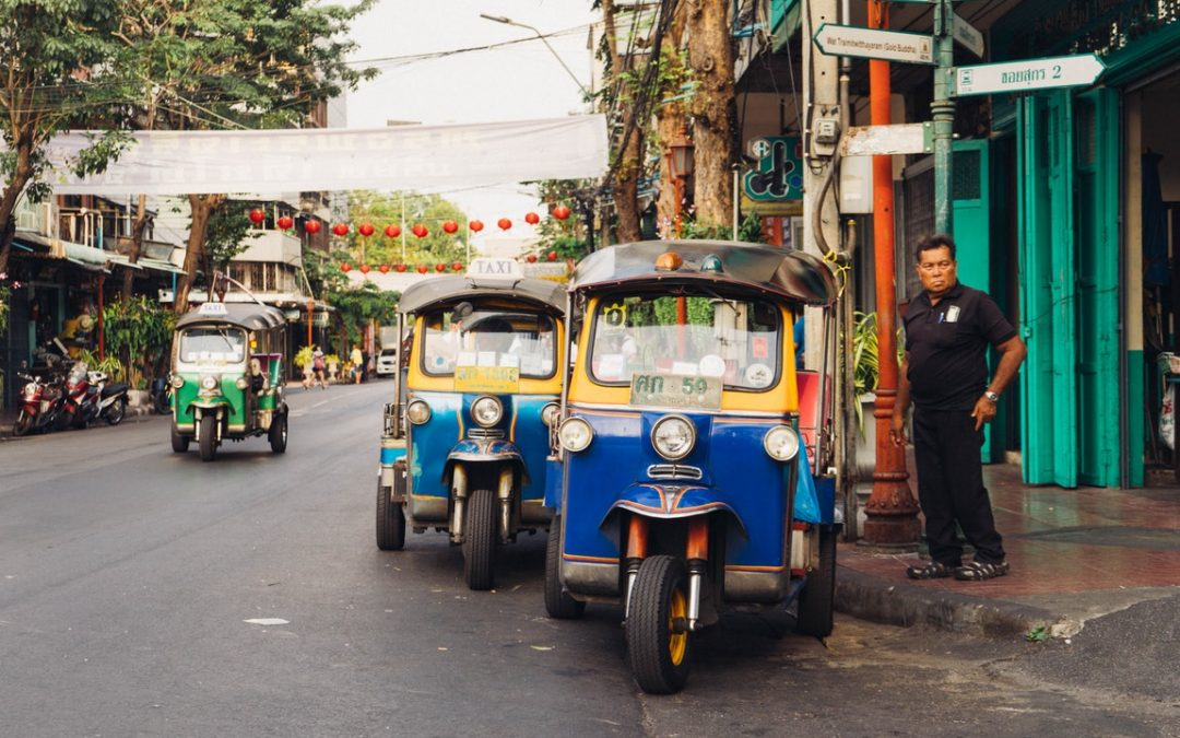 Hassle-Free Ways to Move Around Bangkok – Commuting Tips for Newbies